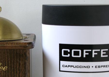 O'lala オーバル0.6Lコーヒー ブラック