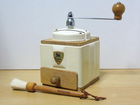 レトロモダンな'50sスタイル プジョー コーヒーミル